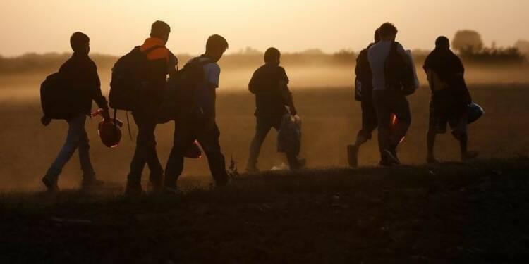 La Serbie a arrêté plus de 3.000 migrants en un mois