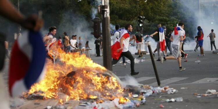 1.550 personnes interpellées pendant l'Euro 2016