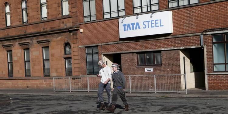 Le sidérurgiste Tata va sortir du Royaume-Uni, l'emploi menacé