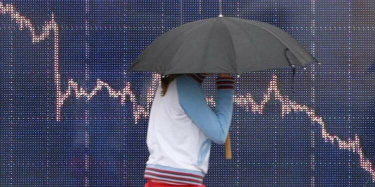 Ouverture en forte baisse des Bourses en Europe