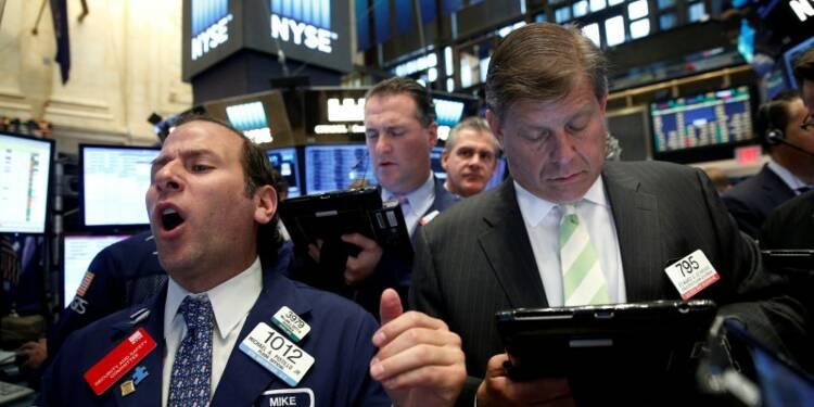 Wall Street clôture à la hausse