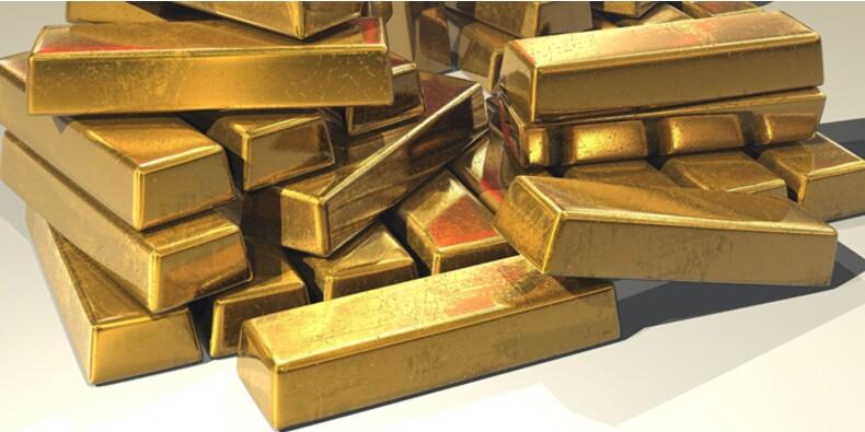 Les Sicav investies dans les mines d'or ont doublé en 3 mois
