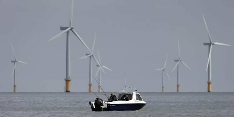 Baisse des émissions de gaz à effet de serre en Grande-Bretagne