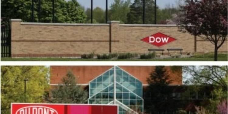 Dow Chemical et DuPont créent un géant de la chimie
