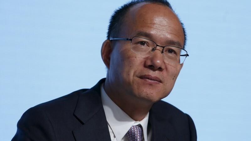 Le président de Fosun Guo Guangchang se trouve aux Etats-Unis