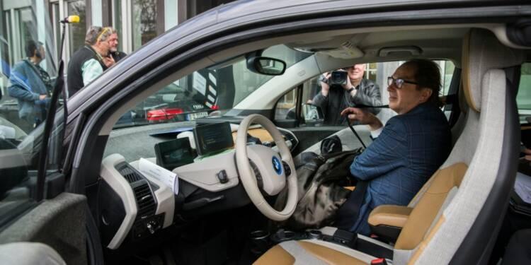 Berlin cède aux constructeurs et va subventionner l'achat d'autos électriques
