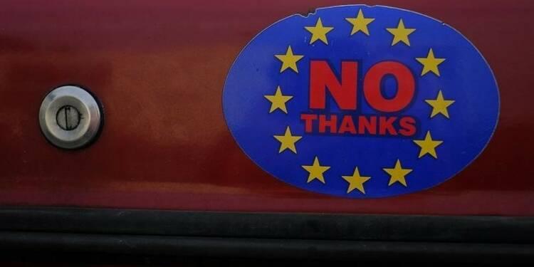 """La croissance britannique affectée par l'incertitude du """"Brexit"""""""