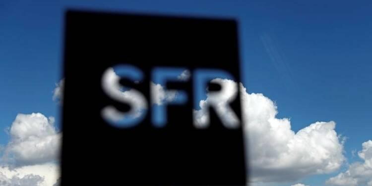 Accord avec deux syndicats pour des départs volontaires chez SFR
