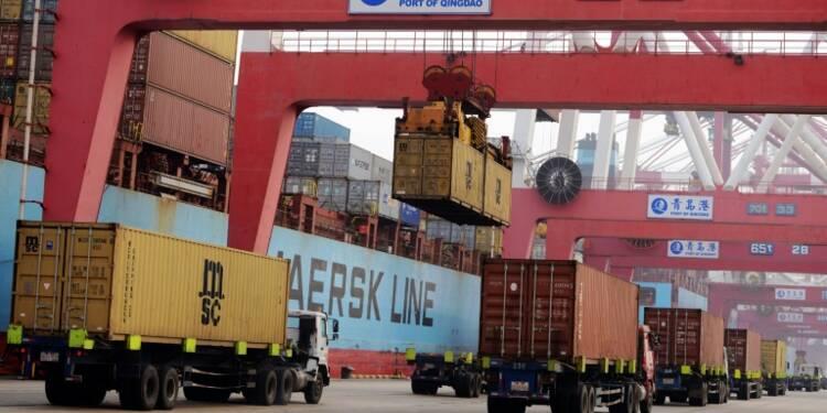 La Chine voit rebondir ses exportations, signe d'embellie après huit mois de repli