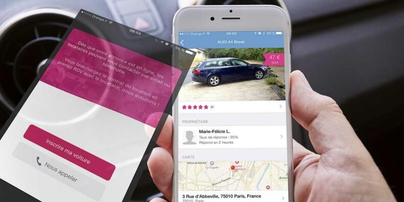 Drivy, Ouicar, Koolicar… notre comparatif des sites de location de voitures entre particuliers