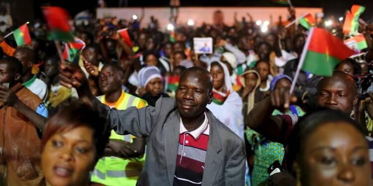 Kaboré remporte l'élection présidentielle au Burkina Faso