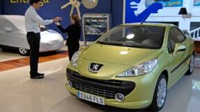 L'automobile française en plein boom