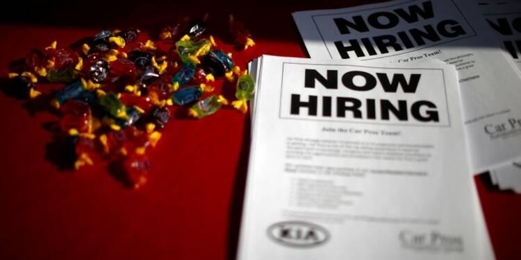 RPT-L'emploi américain plus dynamique qu'attendu en décembre