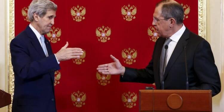 Moscou et Washington trouvent un terrain d'entente sur la Syrie