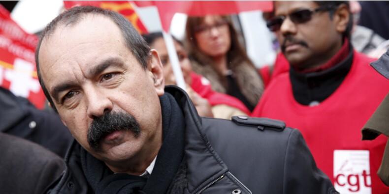 Les défis du métallo Philippe Martinez pour sortir la CGT de la crise