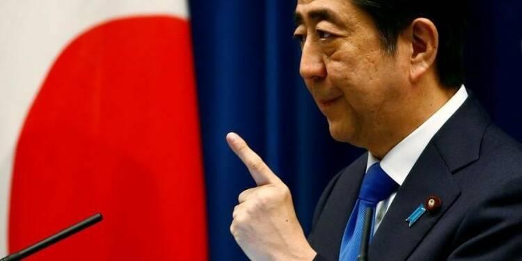 Le gouvernement japonais abaisse ses prévisions de croissance