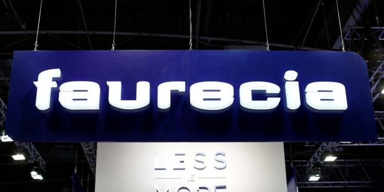Le CA de Faurecia quasi stable, litige avec Chrysler aux USA