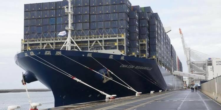 CMA CGM achète le singapourien NOL pour 2,2 milliards de dollars