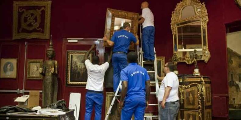10 chiffres pour (re) découvrir la célèbre maison Drouot, victime d'un trafic d'œuvres d'art