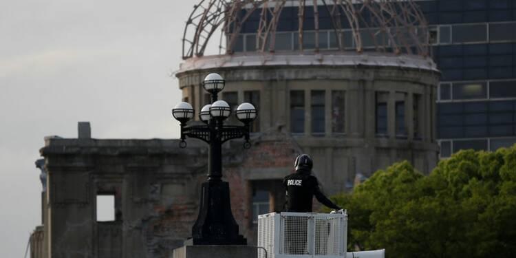 Visite historique de Barack Obama à Hiroshima