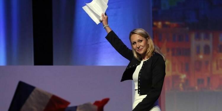 Marion Maréchal-Le Pen renonce aux législatives