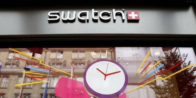 Swatch prévoit une reprise au second semestre