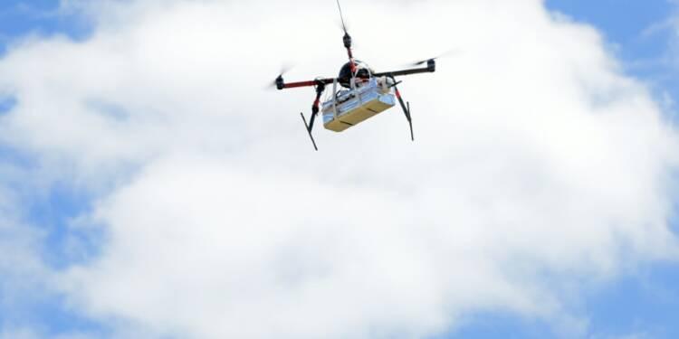 Alphabet (ex-Google) : les drones de livraison, c'est pour bientôt
