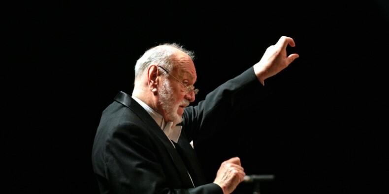 Décès du chef d'orchestre allemand Kurt Masur