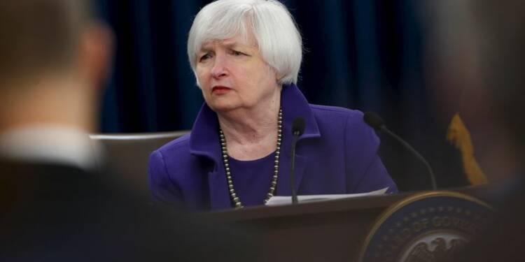 La Fed donne un coup de pouce à la BCE en relevant ses taux