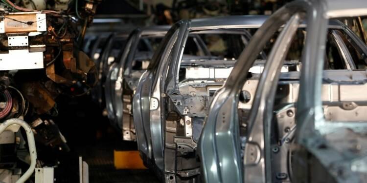 Risque d'arrêt de la production de Toyota au Japon faute d'acier
