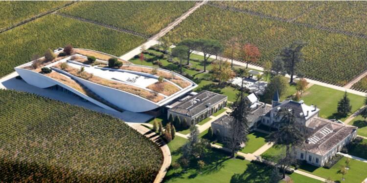 Bordelais : les somptueux domaines viticoles de nos milliardaires