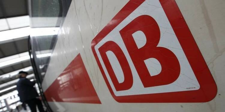 Deutsche Bahn essuierait une perte de plus d'un milliard d'euros