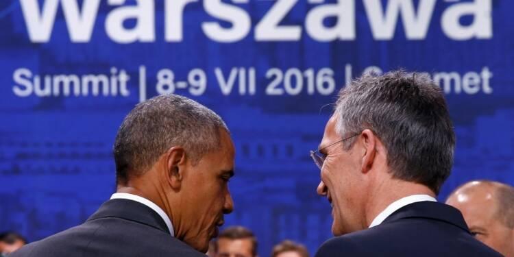 L'Otan s'affiche vigilante et unie face aux velléités russes