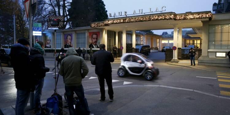 Berne confirme l'interpellation de deux responsables de la FIFA