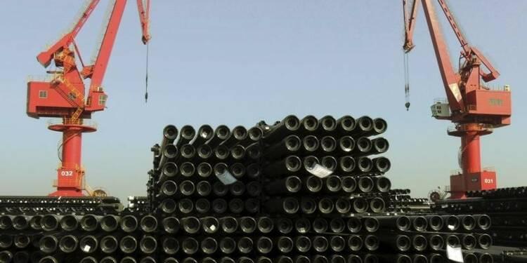 Pékin réduira ses capacités de production d'acier et de charbon