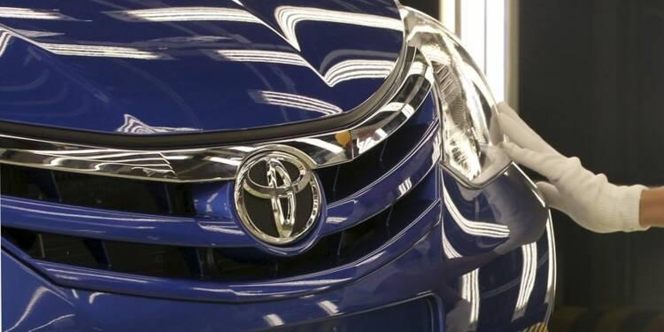 Toyota avertit sur la réglementation chinoise sur les émissions