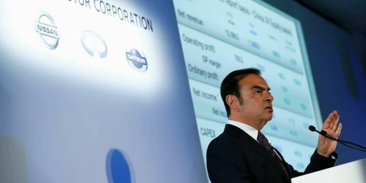 Restaurer l'image de Mitsubishi, principal défi de Carlos Ghosn