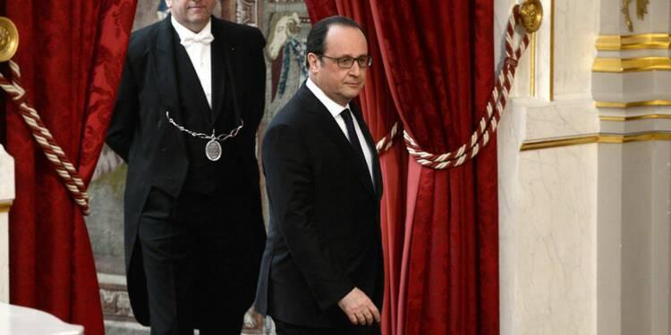François Hollande cède encore du terrain en vue de 2017