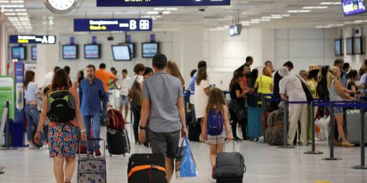 Près de 80% des vols d'Air France assurés dimanche