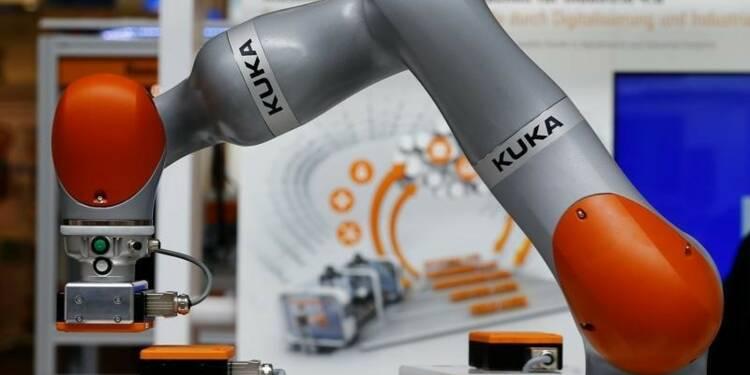 Midea publiera son offre d'achat de Kuka jeudi