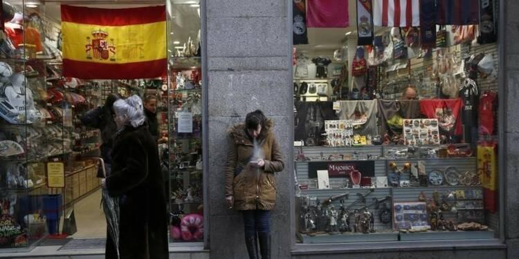 Croissance d'au moins 0,8% attendue en Espagne au 4e trimestre