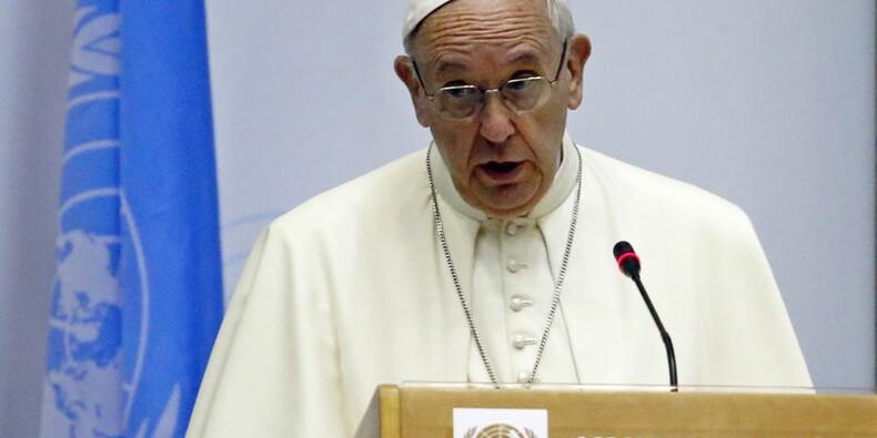 Le pape estime qu'un échec à la COP21 serait catastrophique