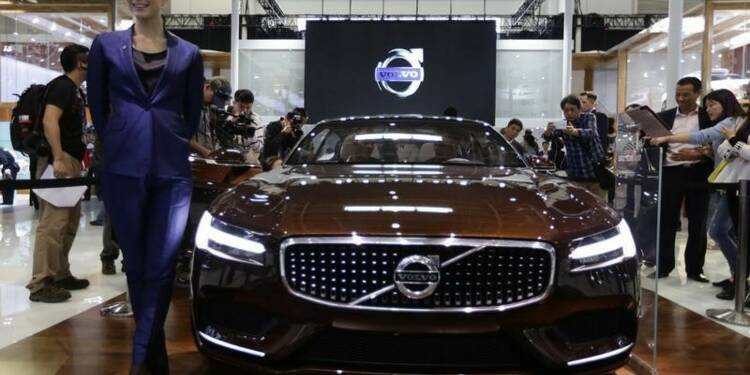 Volvo Car prévoit un CA et des bénéfices en hausse en 2016