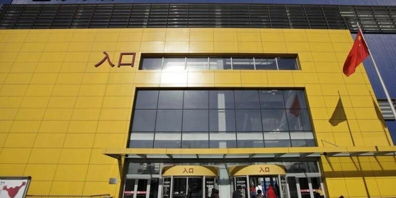 Ikea rappelle 1,7 million de commodes en Chine