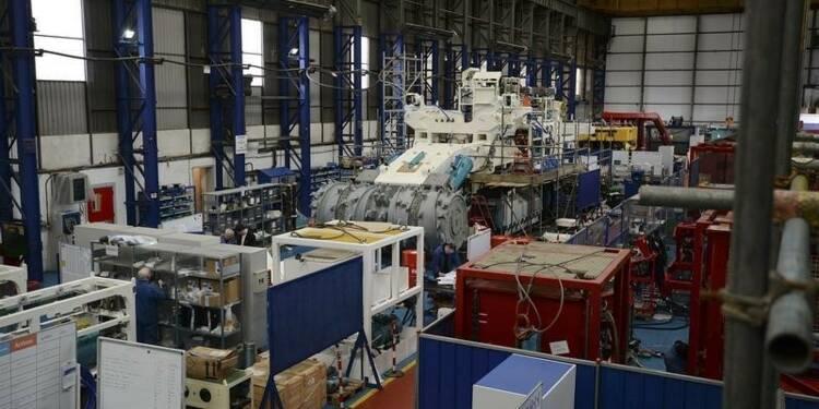 Hausse de la production industrielle britannique en mars-mai