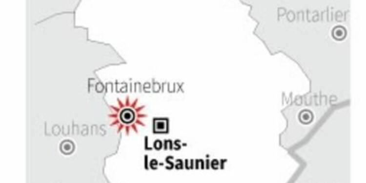 Treize blessés après l'accident d'un autocar dans le Jura