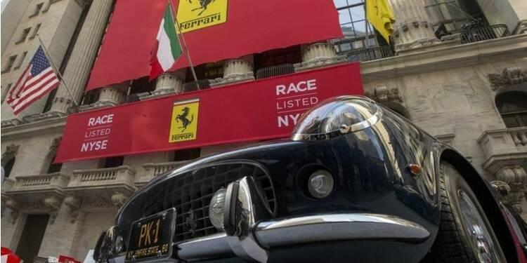 Ferrari bat le consensus et relève ses prévisions