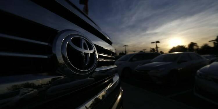 Toyota s'attend à souffrir de la vigueur du yen cette année