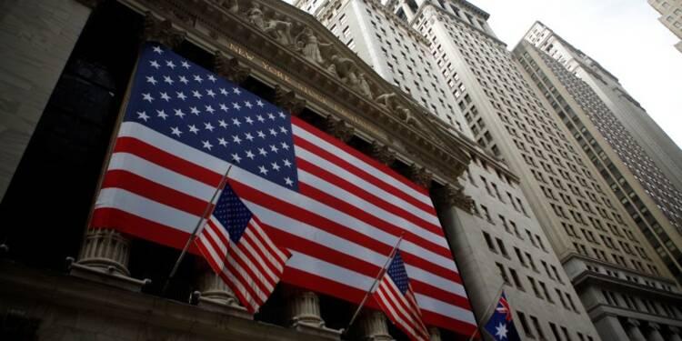Le Dow Jones gagne 0,21% et le Nasdaq prend 0,42%