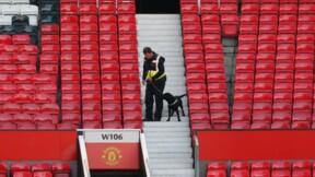 Match annulé à Old Trafford à cause d'une bombe factice